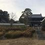 本丸跡に建てられた大乗寺