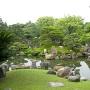 黒書院から見た二の丸庭園[提供:元離宮二条城事務所]