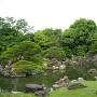 大広間から見た二の丸庭園[提供:元離宮二条城事務所]