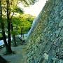 隠居丸跡石垣
