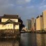 辰巳櫓とパレスホテル