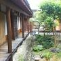 水原代官所の内庭