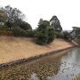 水堀と土塁