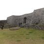 二の郭城門跡