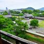 宇土櫓からの西大手櫓門、二の丸方向 2012