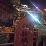 夜の臼杵城