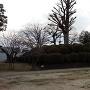 福島城 本丸 櫓台跡①