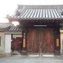 大念佛寺の移築門