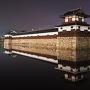 太鼓櫓と多聞櫓◆広島夜城