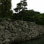 堀と緑色片岩