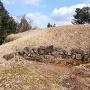 河後森城の本郭