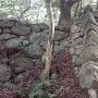 玖島城 いろは段虎口 石垣①