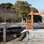 小城陣屋 模擬門①
