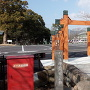 小城陣屋 模擬門②