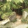 佐東銀山城 御門跡