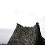 大井戸の石垣