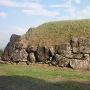 名護屋城 東出丸櫓台 石垣