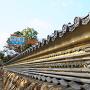 築地塀(崇禅寺)