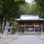 谷本神社(登城口&駐車場)