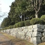 石垣(南側)