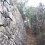 砥石城 石垣