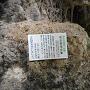 知念按司の墓 説明板