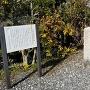 長浜領境界碑