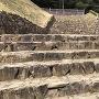 御主殿へ行く階段