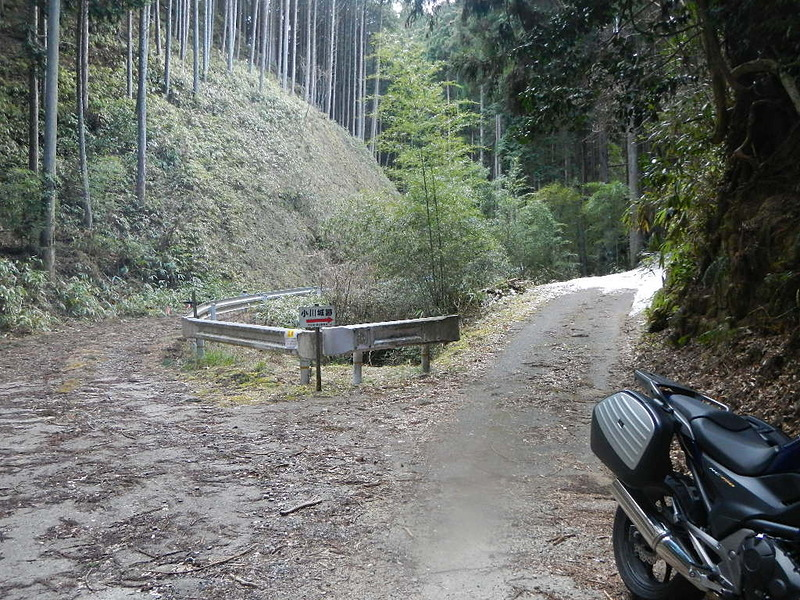 バイクはここまでであきらめました。