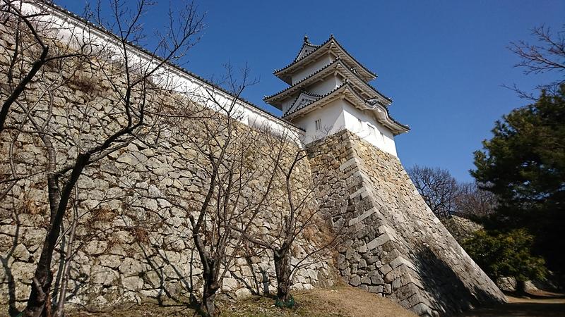 巽櫓[明石城]