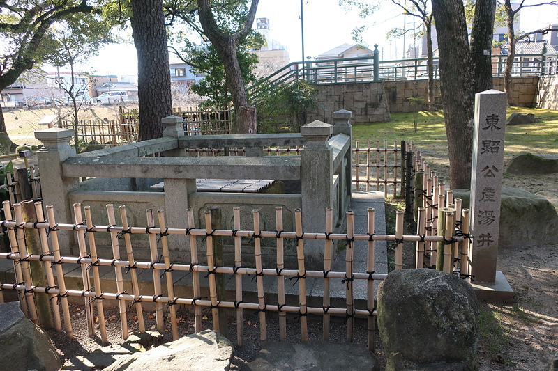 東照公産湯の井