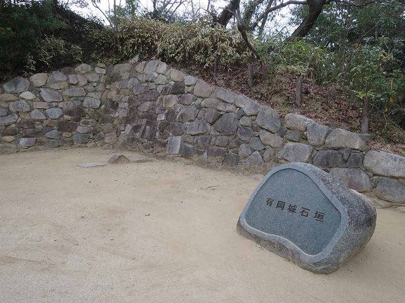 本丸の石垣